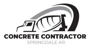Concrete Contractor Springdale AR logo